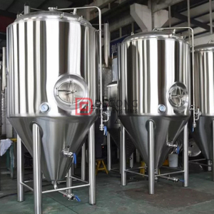 15 BBL Conical-Bottom Fermenter (Unitank) Industrie Craft Beer Gärtank Preis Australien